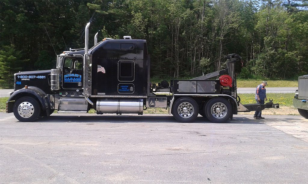 Ford Truck Towing Capacity >> Equipment - Heavy Duty Towing & Recovery - Bresslers Garage